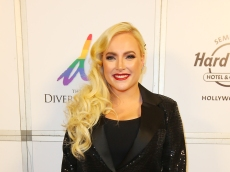 Meghan McCain Left Photos of Baby Liberty at Her Father John's Grave After a Controversial Week