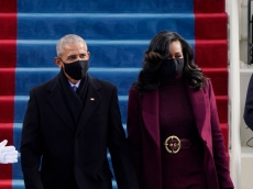 Michelle Obama Had Some Strong Words For Barack Obama About His Inauguration Behavior