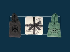 This Celeb-Favorite Blanket Brand Just Dropped a Mandalorian Collection Every Star Wars Fan Needs