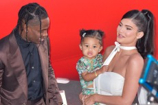 Stormi Webster Is 'Ready to See Now,' Travis Scott Says of His & Kylie Jenner's Daughter