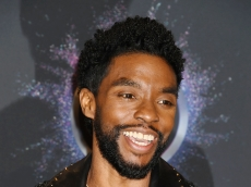 Kids' Reaction to Chadwick Boseman at The Golden Globes Is Giving Us All the Feels