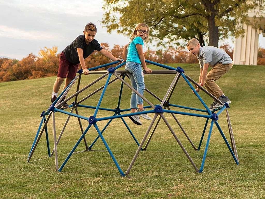 Next-Level Climbing Domes That'll Transform Your Backyard Into a Playground