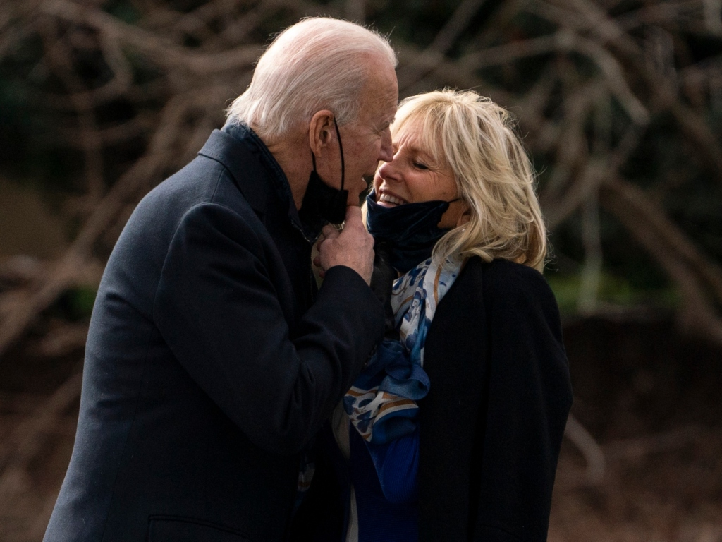 Inside Joe & Bill Biden's Sweetest Family Moments