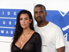 Kim Kardashian & Kanye West Reminded Us at 'Donda' That They're Still Grieving the Loss of Their Marriage
