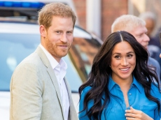 Did Meghan Markle Just Drop a Huge Hint About the Sex of Baby Sussex No. 2?