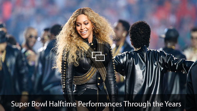 Beyoncé Super Bowl Halftime Show
