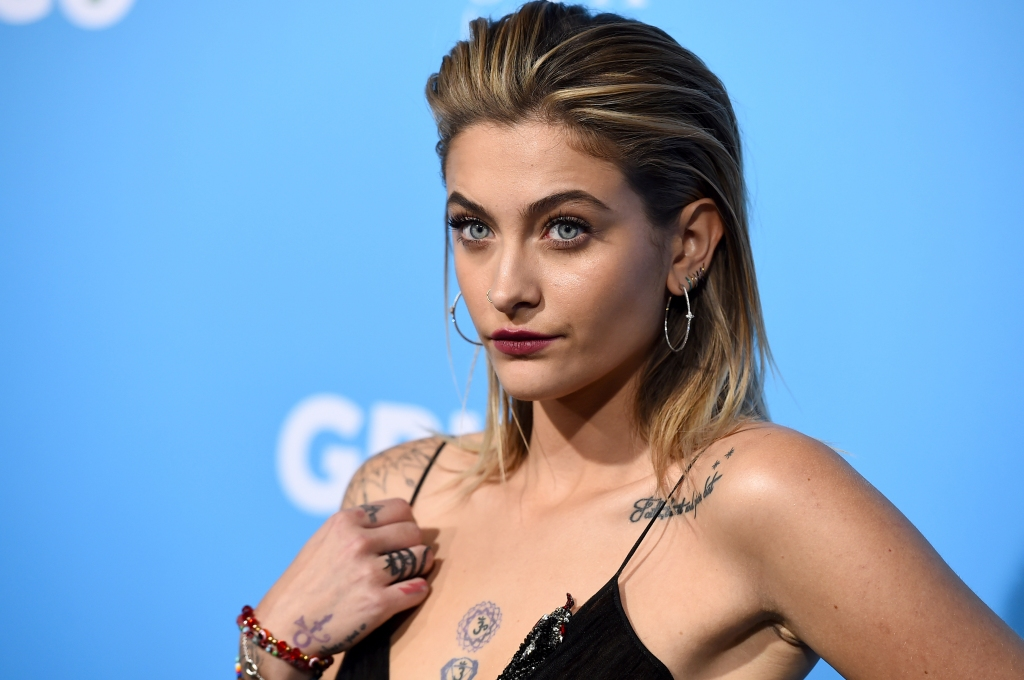 Michael Jackson's 22-Year-Old Daughter Paris Jackson Is So Gorgeous in These New Photos