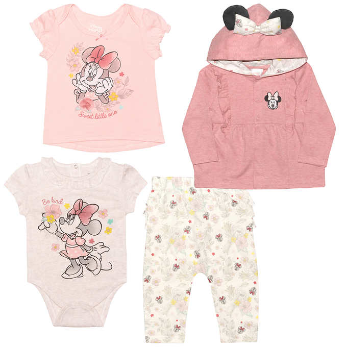 Minnie mouse costco layette