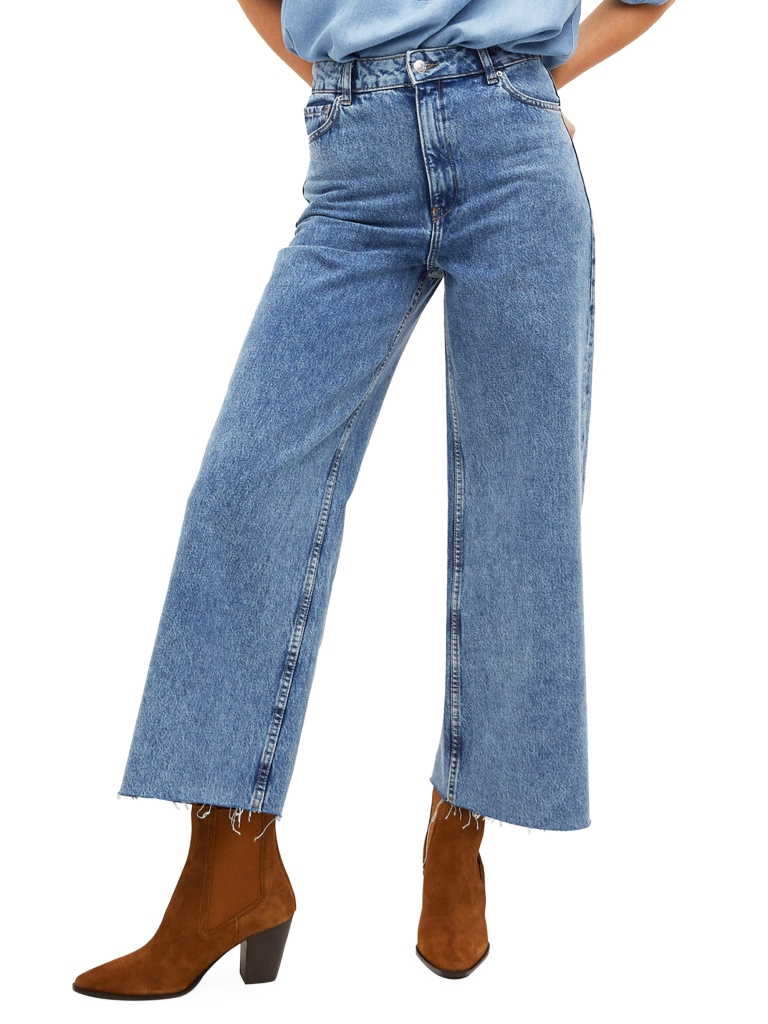 Mango Culotte Jeans