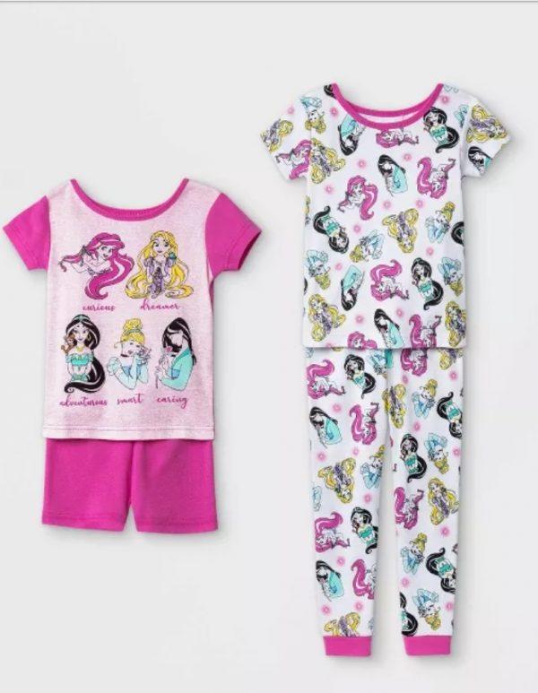 Target Princess PJs