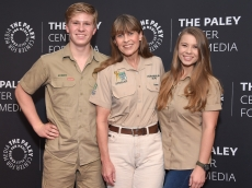 Bindi Irwin's Daughter Has the Proudest Teenage Uncle We've Ever Seen in These Pics