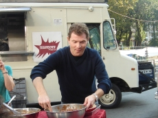 Bobby Flay Just Shared His 5 Essential Pantry Staples & They Prove He's a Serious Foodie