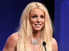 Britney Spears Finally Got Her Kids' Permission to Post a Picture — & Wow, Her Sons Are So Tall!