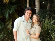 Bindi Irwin's Baby Grace Is Getting Her Share of Fresh Air in Newest Family Photo