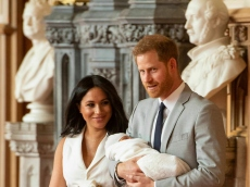 Meghan Markle Says the Palace Was Concerned About How Dark Archie's Skin Might Be at Birth