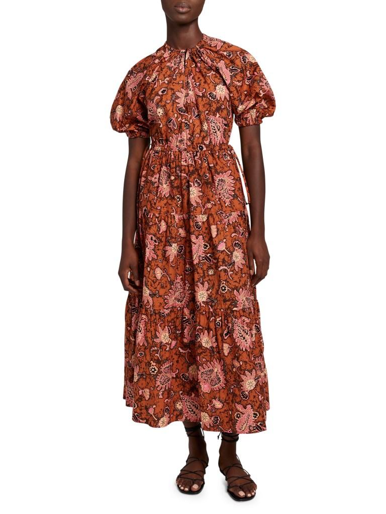 Mischa Posey Midi Dress