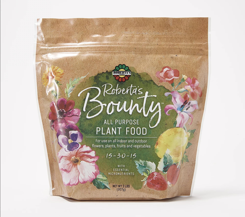 Roberta's Bounty Plant Food