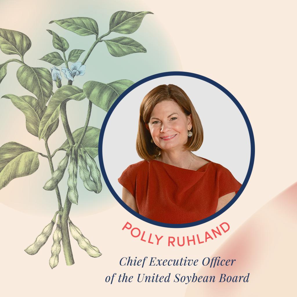 Speaker Polly Ruhland