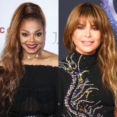 Janet Jackson Is Sending Paula Abdul Love For Her Big Return With This Rare Throwback Photo
