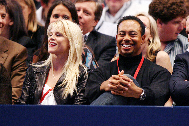 Tiger Woods' Ex Elin Nordegren Helps Kids Visit Him After ...