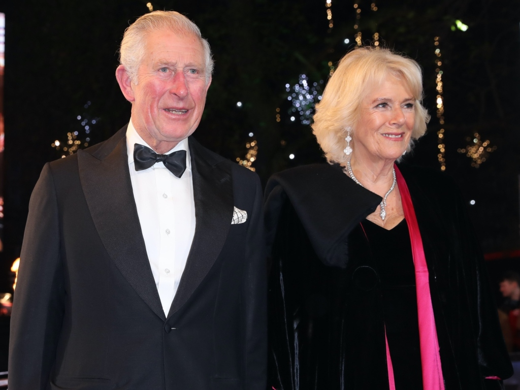 Prince Charles & Camilla Post Response About Prince Philip ...