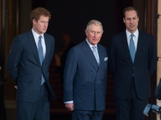 Prince William & Prince Charles Refused to Speak to Prince Harry Without Witnesses Present