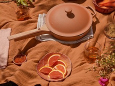 The Internet-Famous Always Pan Now Comes In a Spring-Ready Terracotta Color & It's Bound to Sell Out