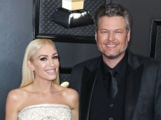 Blake Shelton Missing Fiancée Gwen Stefani On the Road Is Pretty Cute