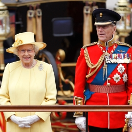 Queen Elizabeth, Prince Phillip