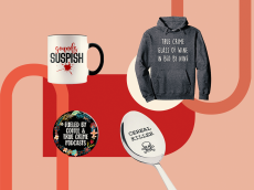 True Crime Lovers Will Kill for These Mother's Day Gifts