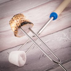 These Marshmallow Roasting Sticks Will Seriously Up Your S'mores Game