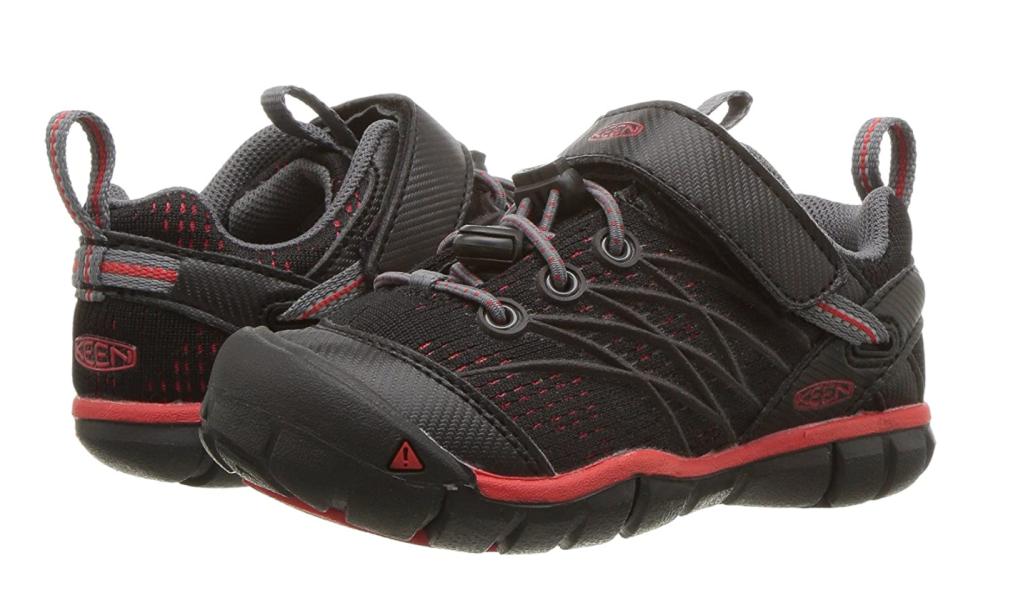 keen kids hiking shoes