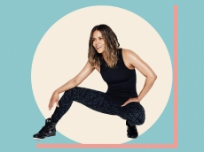 You Can Shop Halle Berry's Boxing & Jiu-Jitsu-Inspired Collab With Sweaty Betty At Nordstrom