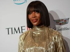 Naomi Campbell Told Us She Would Be a Mom — We Just Didn't Read the Signs
