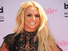 Britney Spears Just Shared Another Neon Bathing Suit Photo — With a Surprising Reveal