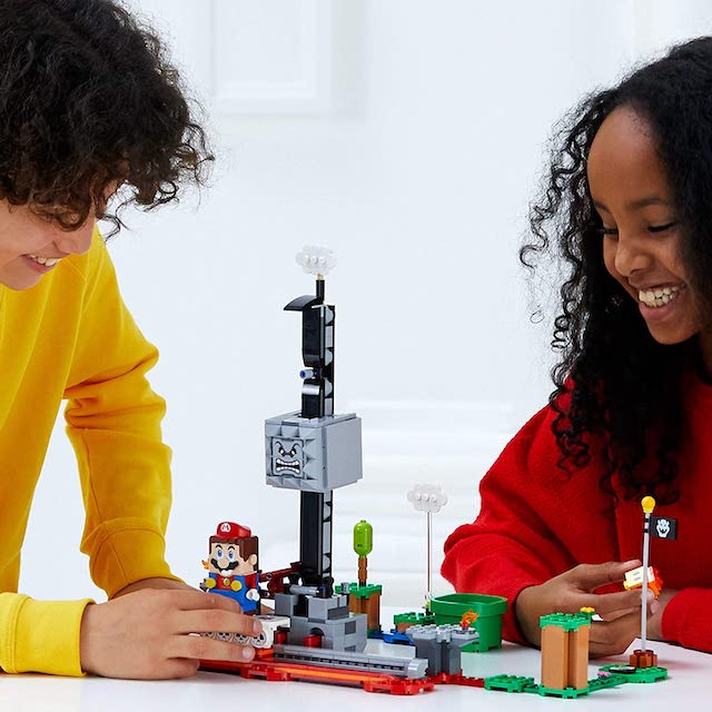 LEGO Super Mario Thwomp Drop Expansion Set