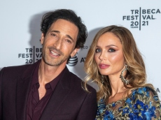 Harvey Weinstein's Ex-Wife Georgina Chapman Is Taking Her Love Life Public With New Man Adrien Brody