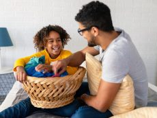 This Dad's Friends Are Freaking Out Because He Taught His Kids to Do Their Own Laundry