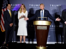 Donald Trump Reportedly Thinks Donald Trump Jr. Would Do Better in Prison Than Ivanka Trump