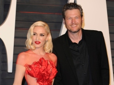 Gwen Stefani Is Dropping Some Serious Hints That She Secretly Married Blake Shelton in These New Photos