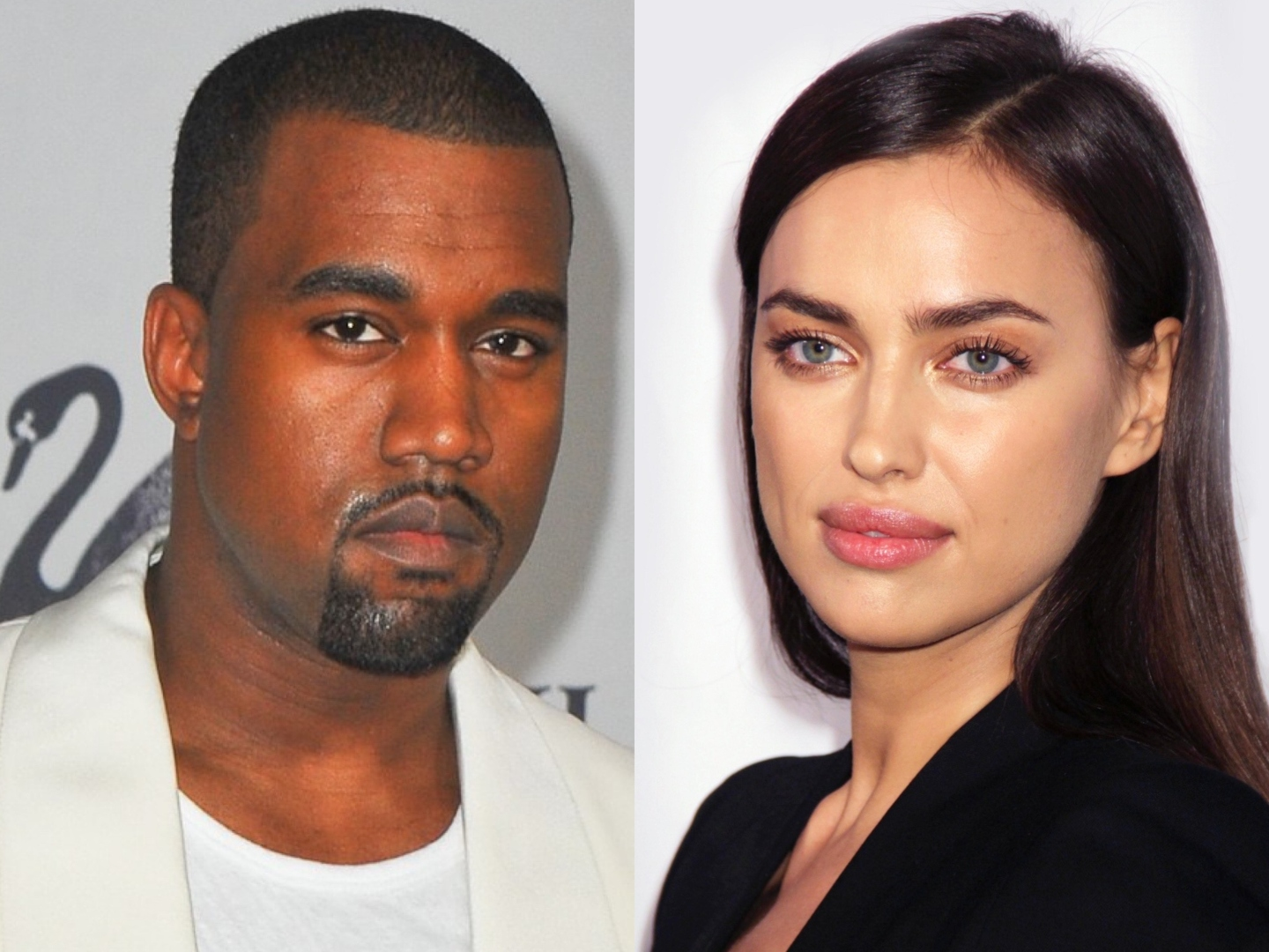 Kanye West Spotted On Vacation With Model Irina Shayk In France Sheknows