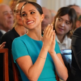 Meghan Markle, The Duchess of Sussex,
