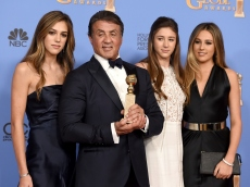 Sylvester Stallone's 3 Gorgeous Daughters Are So Grown-Up in This New Family Photo