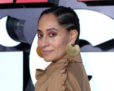 Tracee Ellis Ross Completely Transformed Into Mom Diana Ross to Recreate This Famous Photo