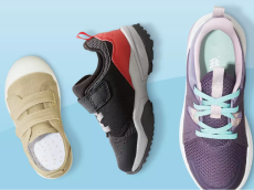 Kids' Shoes Are On Sale at Target & They're Perfect for Back-to-School