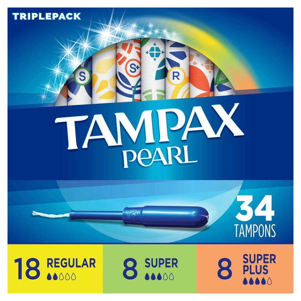 CVS Tampax Pearl