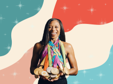Allyson Felix On Finding Her Voice as an Advocate for Moms