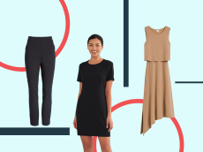 These Chic Workwear Pieces Are So Comfy, You Won't Miss Sweats