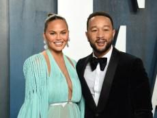 Chrissy Teigen & John Legend's Decadent Beverly Hills Mansion Just Sold For $16.8 Million — See Photos Inside