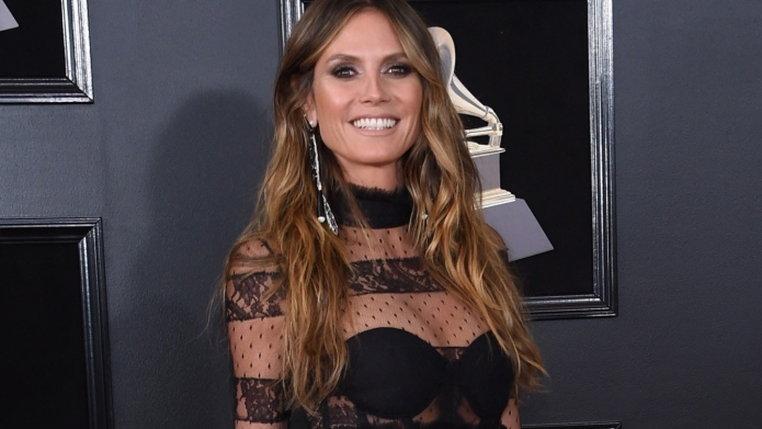 Heidi Klum bares all in sexy naked shot taken by husband